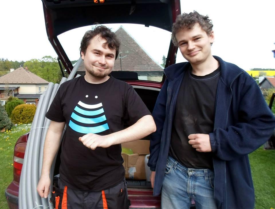 Petr a Marek